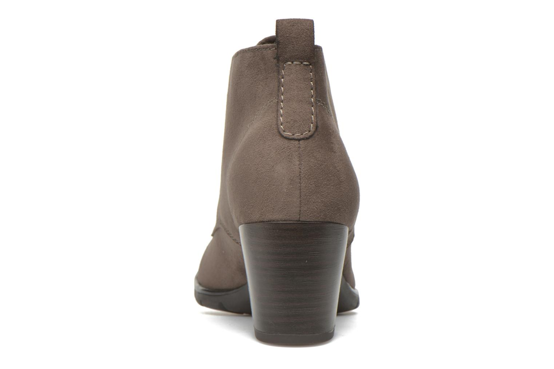 Bottines et boots Marco Tozzi Ace 2 Marron vue droite