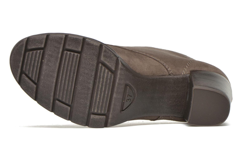 Bottines et boots Marco Tozzi Ace 2 Marron vue haut