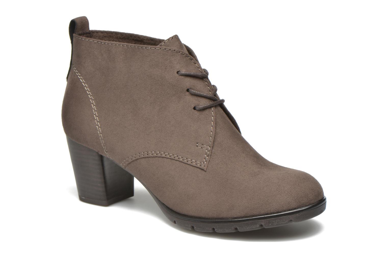 Bottines et boots Marco Tozzi Ace 2 Marron vue détail/paire