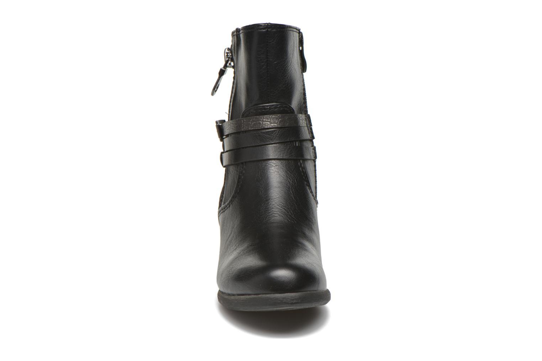 Bottines et boots Marco Tozzi Limba Noir vue portées chaussures