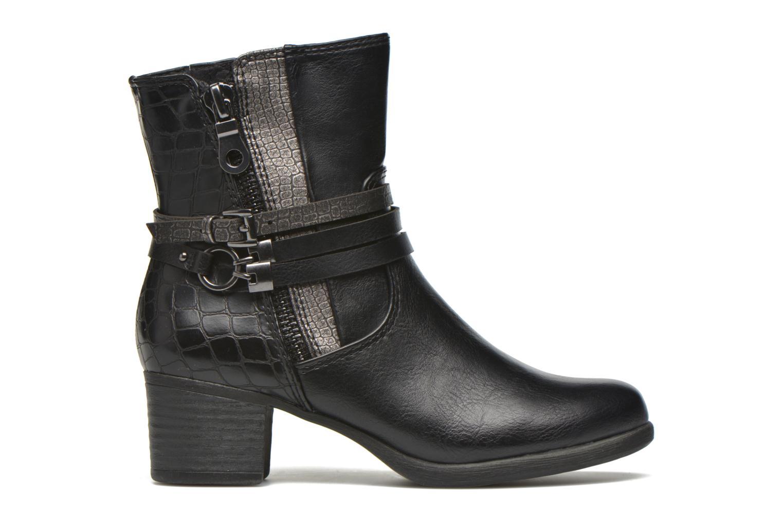 Bottines et boots Marco Tozzi Limba Noir vue derrière