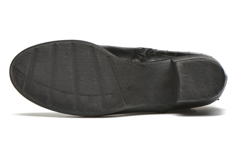 Bottines et boots Marco Tozzi Limba Noir vue haut
