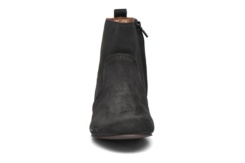 Bottines et boots Bisgaard Marianne Noir vue portées chaussures
