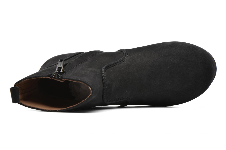 Bottines et boots Bisgaard Marianne Noir vue gauche