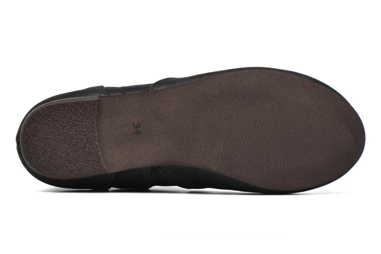 Bottines et boots Bisgaard Marianne Noir vue haut