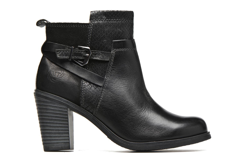 Stiefeletten & Boots Marco Tozzi Blade schwarz ansicht von hinten