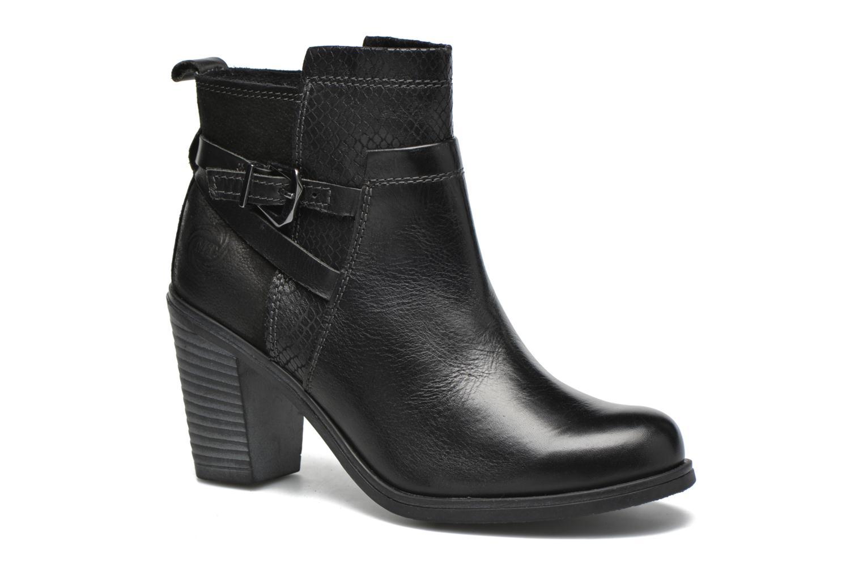 Bottines et boots Marco Tozzi Blade Noir vue détail/paire