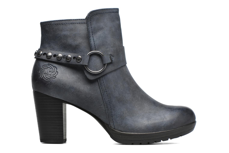Bottines et boots Marco Tozzi Loubine Bleu vue derrière