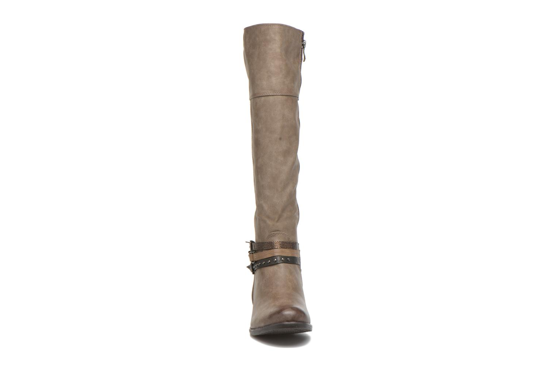 Boots & wellies Marco Tozzi Rason Brown model view