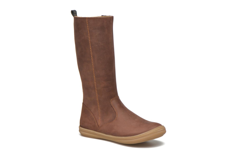 Boots & wellies Minibel Hagiseleh Brown detailed view/ Pair view