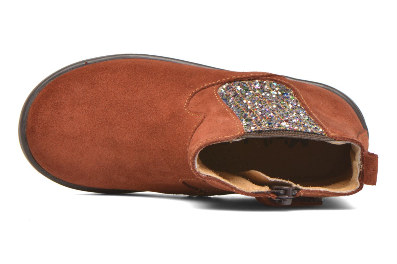 Stiefeletten & Boots Minibel Laura braun ansicht von links