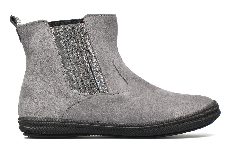Stiefeletten & Boots Minibel Ludique grau ansicht von hinten