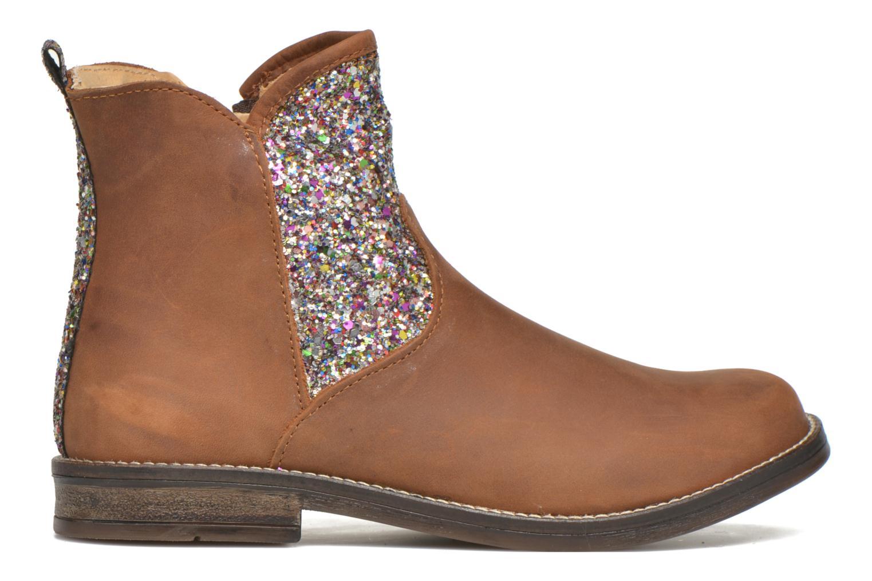 Bottines et boots Minibel Lunela Marron vue derrière