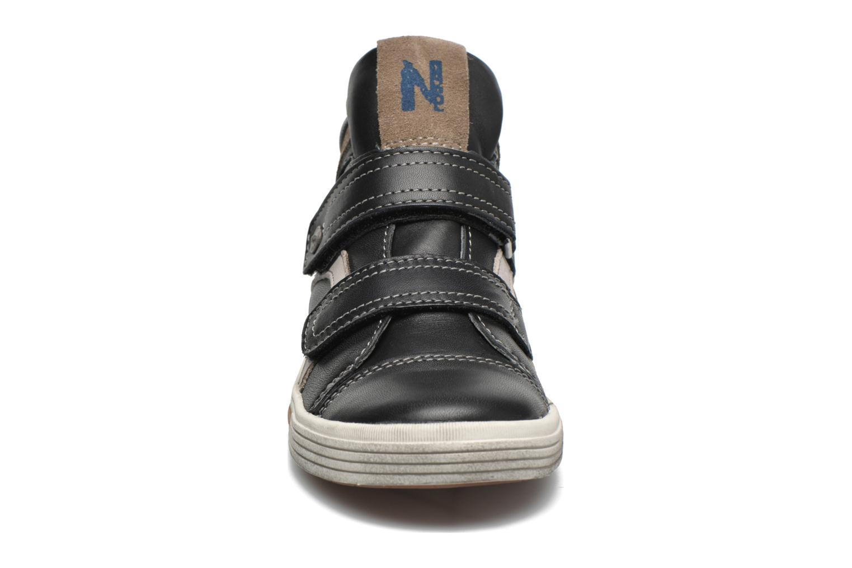 Baskets Noël Realy Noir vue portées chaussures