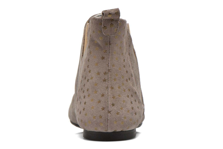 Stiefeletten & Boots Ippon Vintage Patch gold beige ansicht von rechts