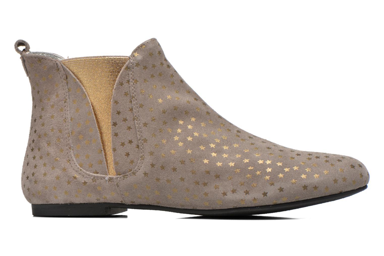 Stiefeletten & Boots Ippon Vintage Patch gold beige ansicht von hinten