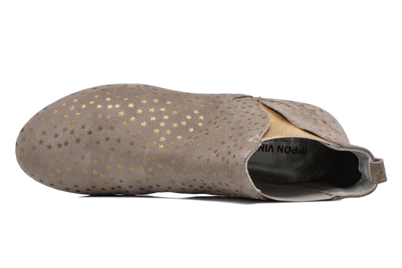 Stiefeletten & Boots Ippon Vintage Patch gold beige ansicht von links