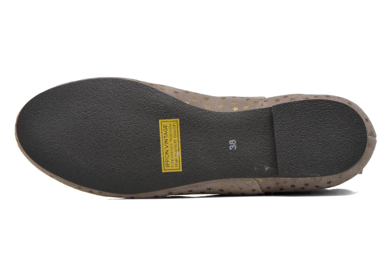 Stiefeletten & Boots Ippon Vintage Patch gold beige ansicht von oben