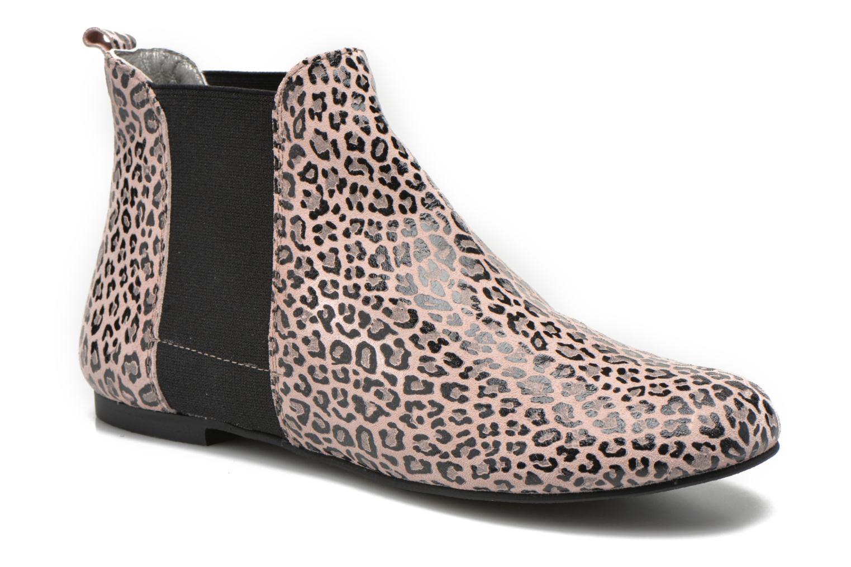 Ippon Vintage Bazar Léo (Multicolore) - Bottines et boots chez Sarenza (263600)