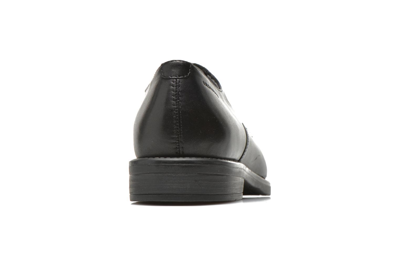 Zapatos con cordones Vagabond Shoemakers AMINA 4203-201 Negro vista lateral derecha