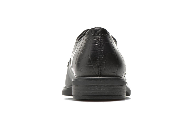 Schnürschuhe Vagabond Shoemakers AMINA 4203-208 schwarz ansicht von rechts