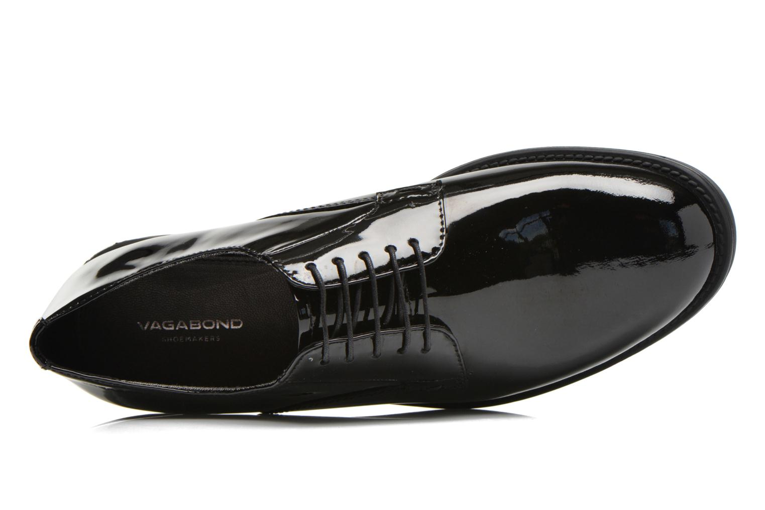Lace-up shoes Vagabond AMINA 4203-260 Black view from the left
