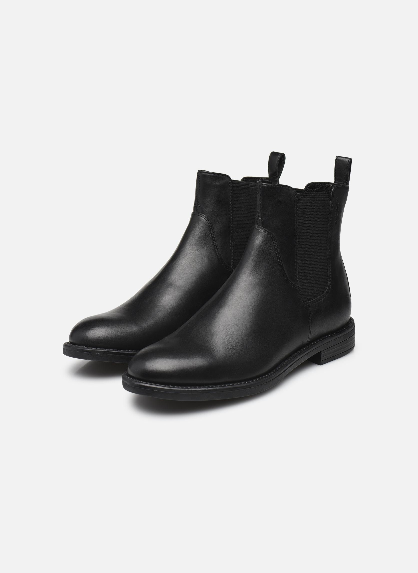 Bottines et boots Vagabond AMINA 4203-801 Noir vue bas / vue portée sac