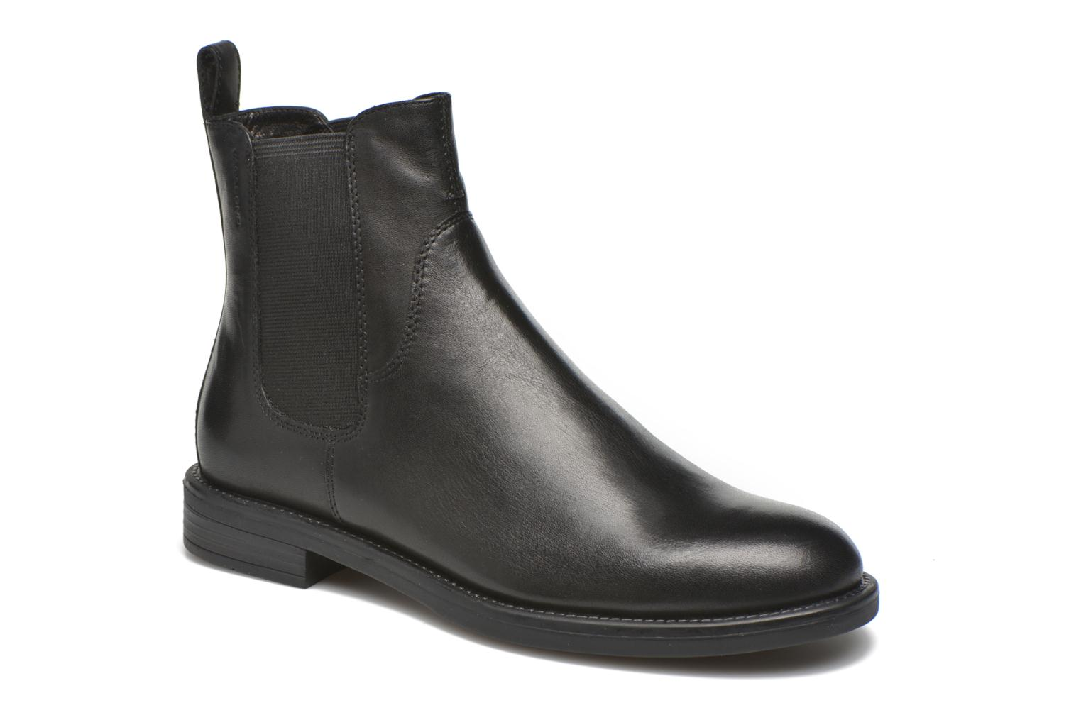 Ankle boots Vagabond AMINA 4203-801 Black detailed view/ Pair view