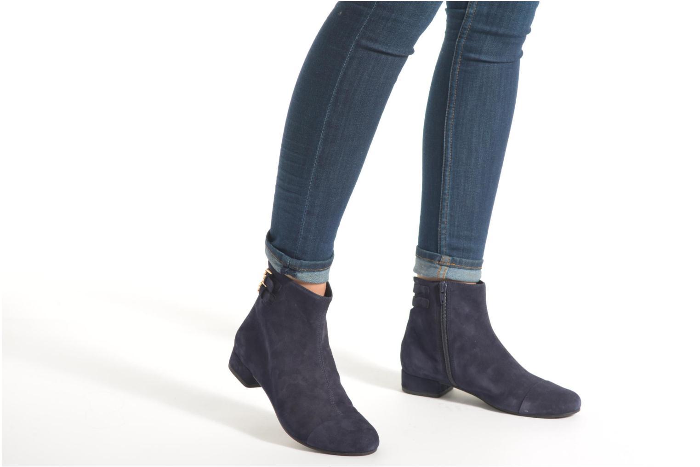 Bottines et boots Vagabond Shoemakers SUE 4205-140 Bleu vue bas / vue portée sac