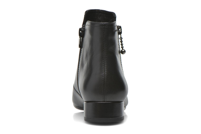 Bottines et boots Vagabond Shoemakers SUE 4205-201 Noir vue droite
