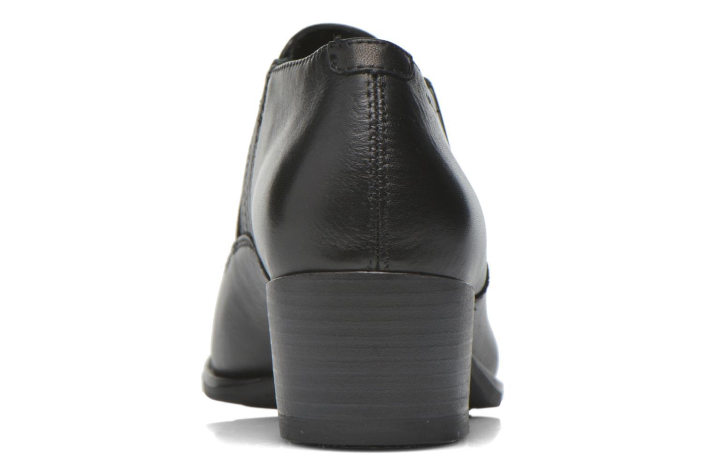 Botines  Vagabond Shoemakers MANDY 4214-001 Negro vista lateral derecha