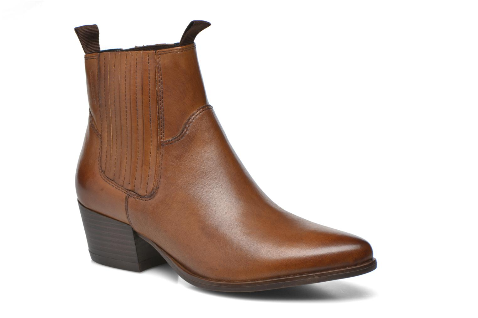 Ankle boots Vagabond MANDY 4214-201 Brown detailed view/ Pair view