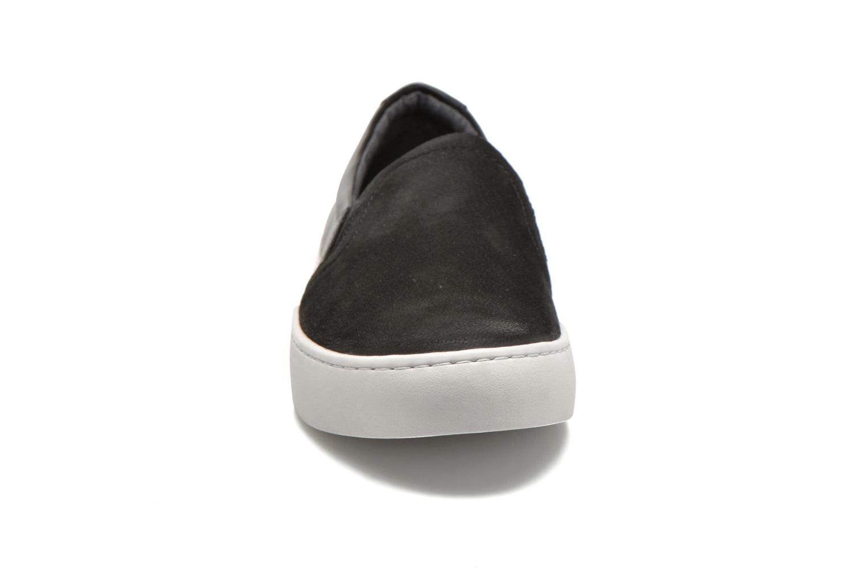 Sneaker Vagabond Shoemakers ZOE SLIP-ON 4326-350 schwarz schuhe getragen