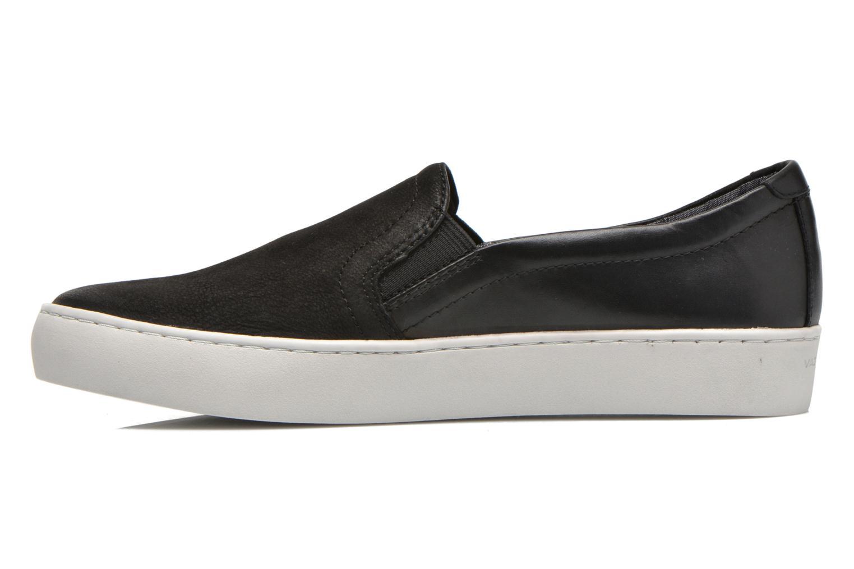 Baskets Vagabond Shoemakers ZOE SLIP-ON 4326-350 Noir vue face