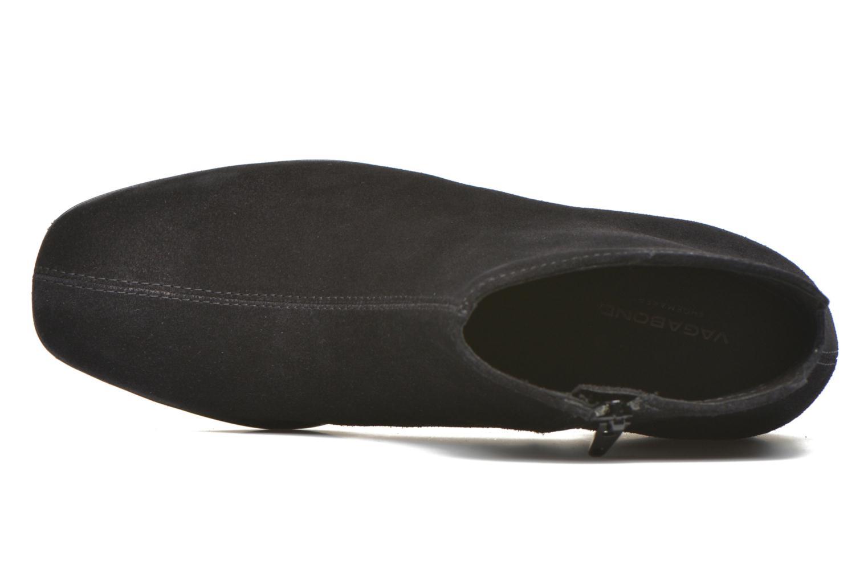 Stivaletti e tronchetti Vagabond Shoemakers DAISY 4209-240 Nero immagine sinistra