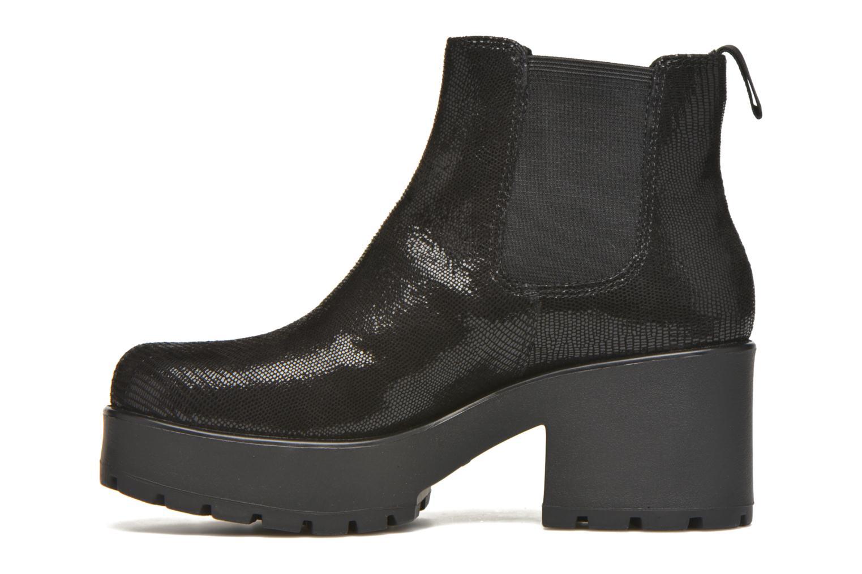 Stiefeletten & Boots Vagabond DIOON 4247-208 schwarz ansicht von vorne