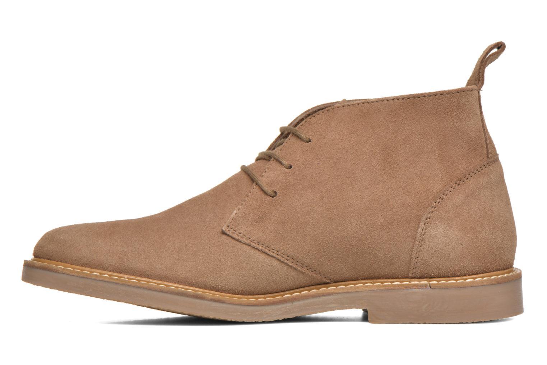 Stiefeletten & Boots Kickers Tyl beige ansicht von vorne