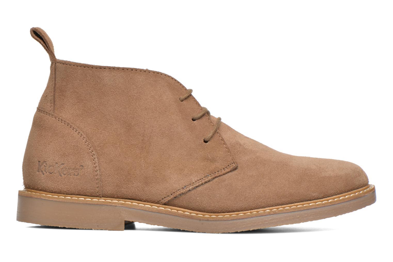 Stiefeletten & Boots Kickers Tyl beige ansicht von hinten