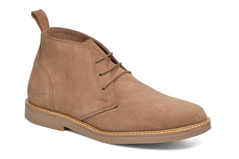Stiefeletten & Boots Kickers Tyl beige detaillierte ansicht/modell