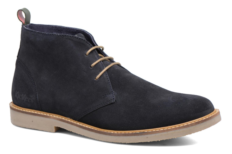 Kickers Tyl (Bleu) - Bottines et boots chez Sarenza (305560)