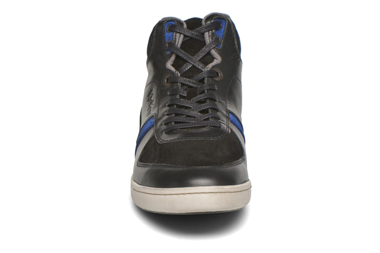Baskets Kickers Cripton Noir vue portées chaussures