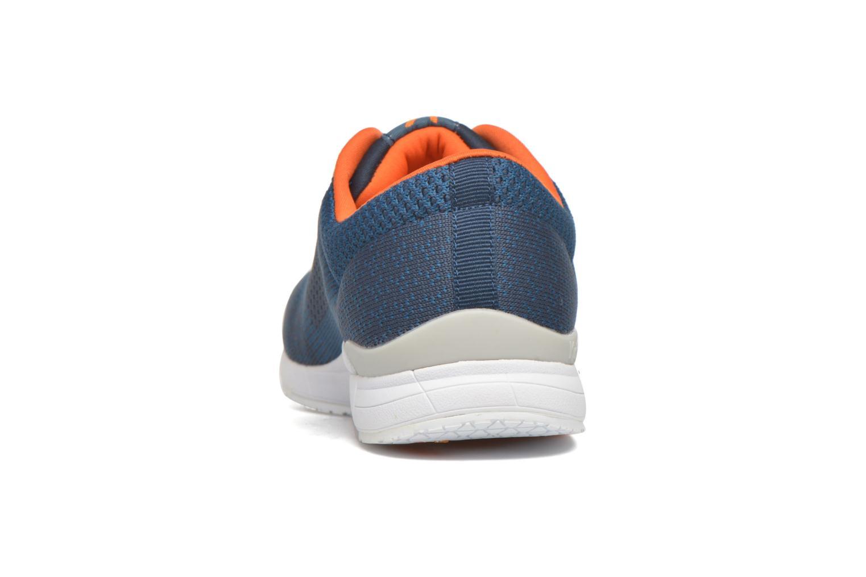 Sneaker Kickers Knitwear blau ansicht von rechts