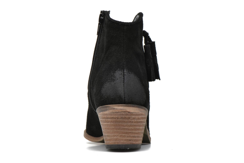 Bottines et boots Esprit Bake Tossel Noir vue droite