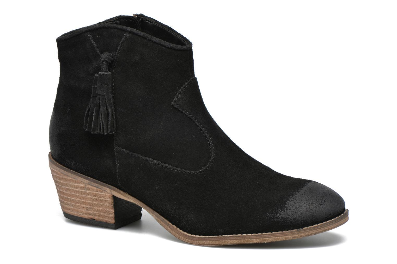 Bottines et boots Esprit Bake Tossel Noir vue détail/paire