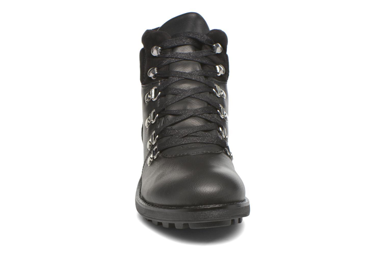 Stiefeletten & Boots Esprit Raija Bootie schwarz schuhe getragen