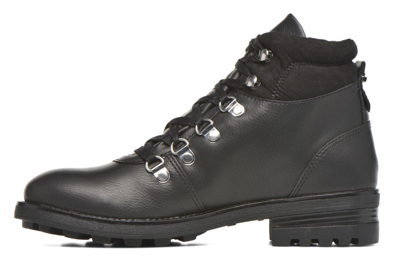 Boots en enkellaarsjes Esprit Raija Bootie Zwart voorkant