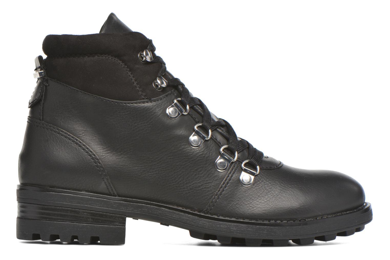 Boots en enkellaarsjes Esprit Raija Bootie Zwart achterkant
