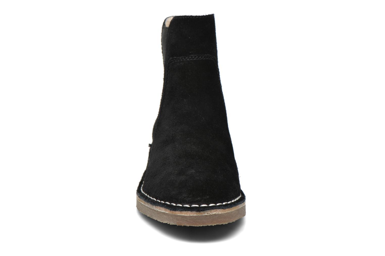 Koa TG Bootie Black