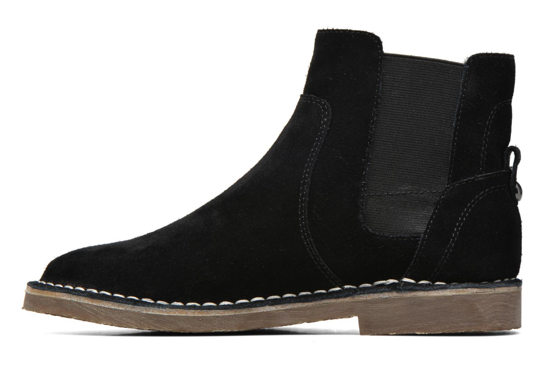 Ankle boots Esprit Koa TG Bootie Black front view