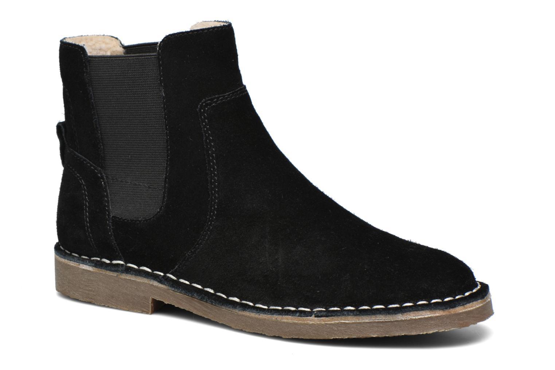Ankle boots Esprit Koa TG Bootie Black detailed view/ Pair view